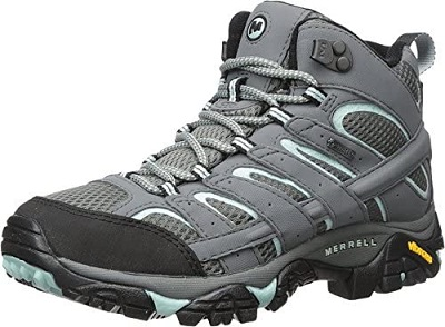 Extra wide fit ladies walking boots