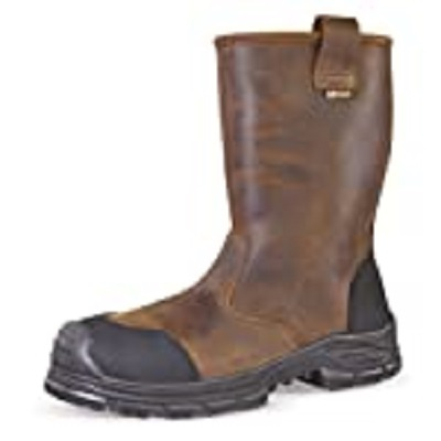 Rigger Boots With Ankle Support