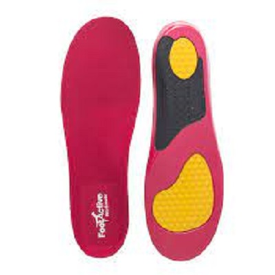 FootActive Orthotic Support Insoles – NHS-APPROVED Full-Length Arch Support  Insole boots